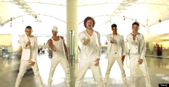 the wanted video