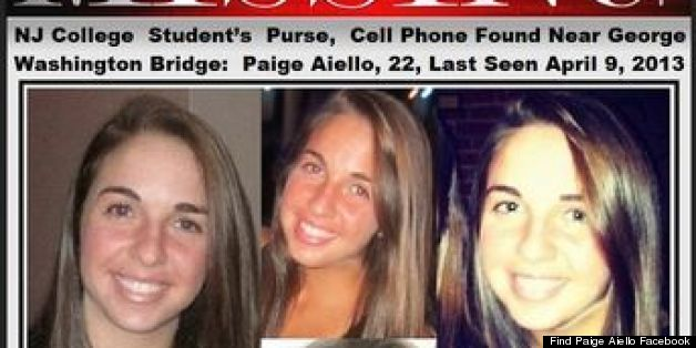 Huffington Post  Missing Person Posters