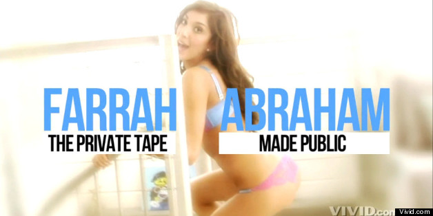 Porn farrah abraham sex