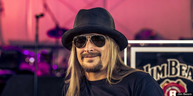 Kid Rock Mixologist Contest Offers Fan The Chance To Pour Jim Beam For Detroit Musician
