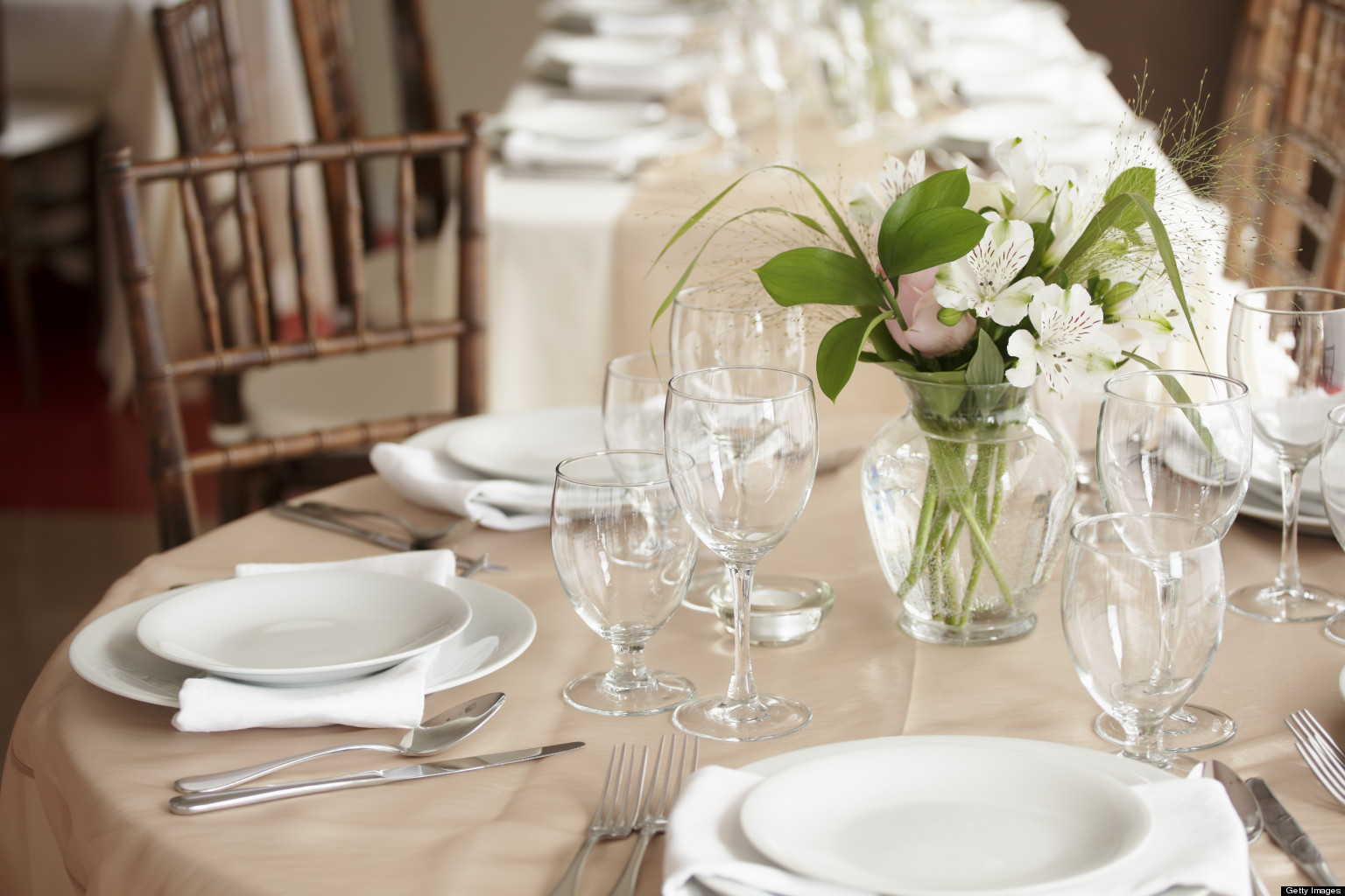 & Dining Etiquette: Setting a Welcome Table | HuffPost