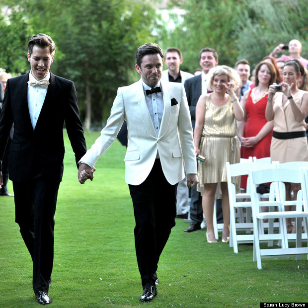 weddings james and steven