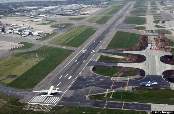 heathrow runway