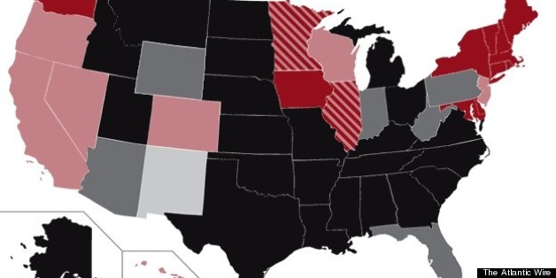Gay marriage in the us
