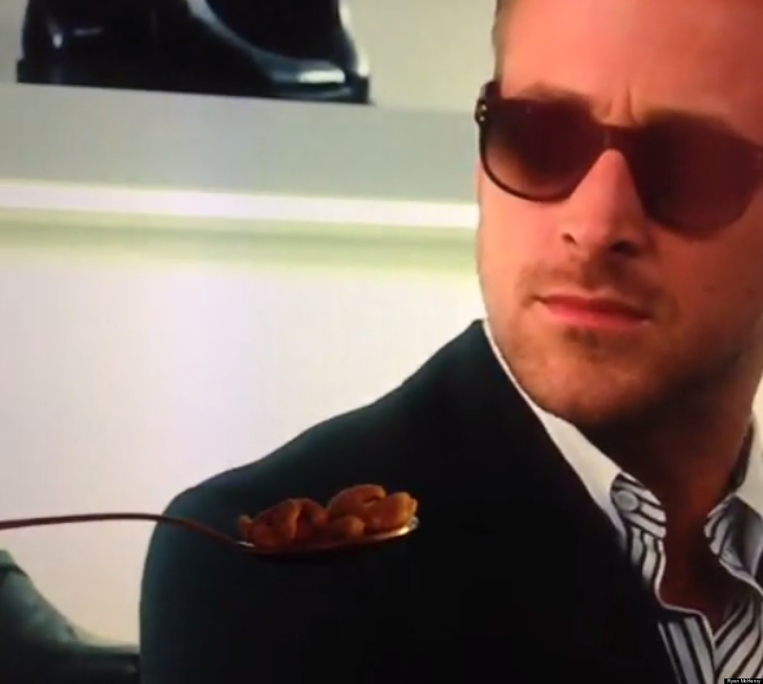 Ryan gosling wont eat his cereal meme is just too good videos ryan gosling wont eat his cereal meme is just too good videos vine huffpost ccuart Images