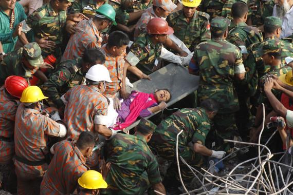 dhaka survivor