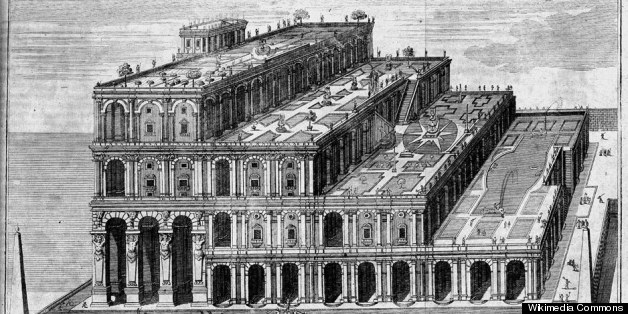 Hanging Gardens Of Babylon Mislabeled? Researcher Says ... | 628 x 314 jpeg 78kB