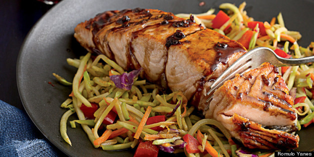 Recipe Of The Day: Balsamic Salmon