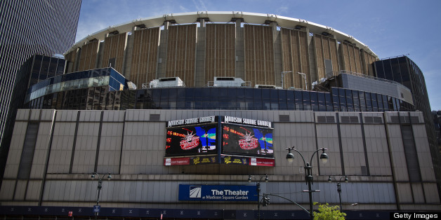 Madison Square Garden To Move? Permit Limit Of 15 Years May Prompt Owners  To Scout New Location