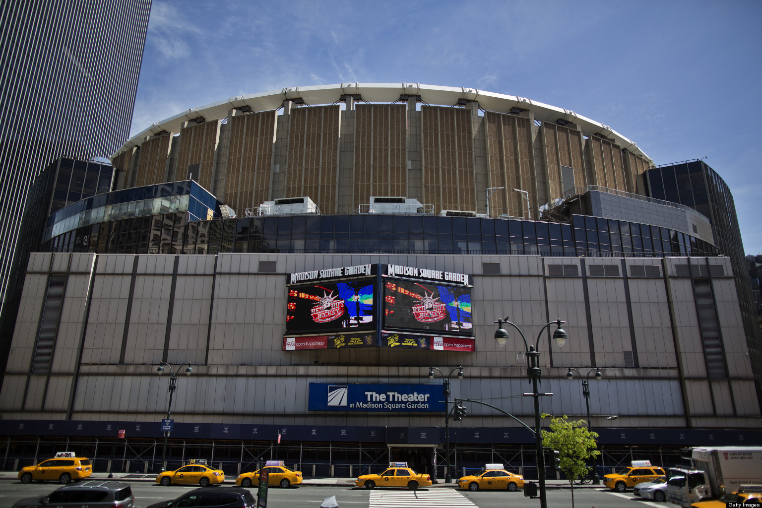 Madison Square Garden To Move Permit Limit Of 15 Years May Prompt