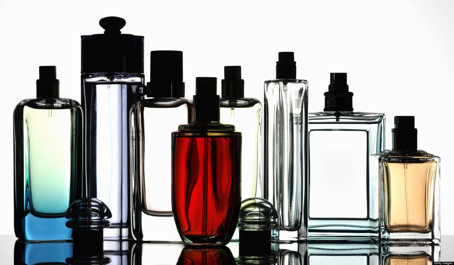 Image of perfumes