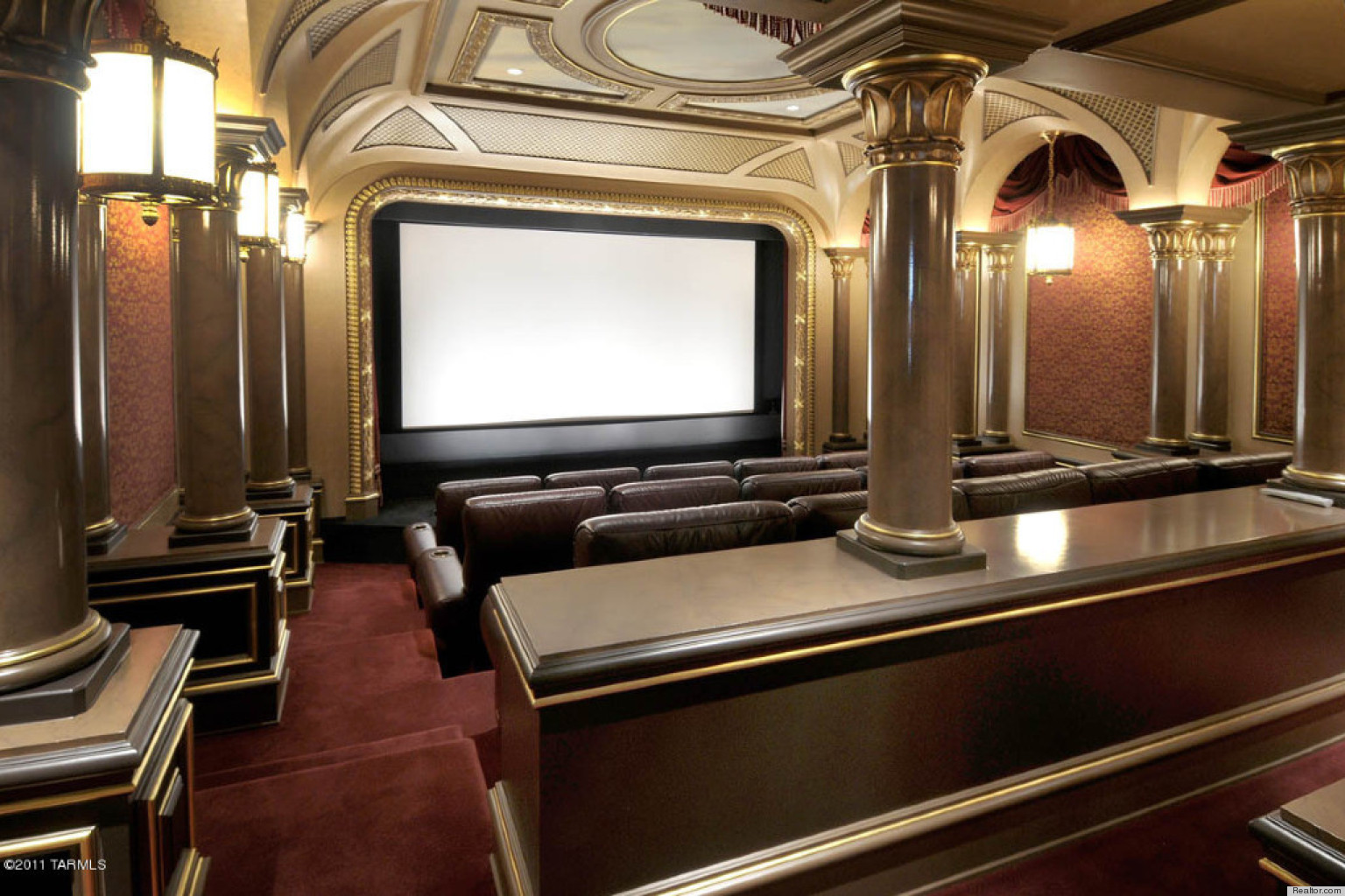 10 Stunning Home Theaters That Will Put Your Local Multiplex To ...