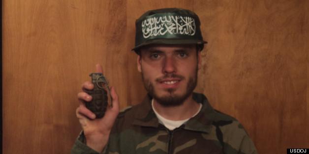 Nazi Jihadist Emerson Begolly's Sentencing Hit By Sequestration