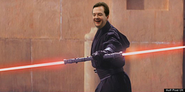 Osborne announced the 'coup' on Friday evening