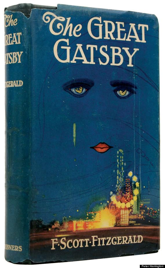great gatsby novel f scott fitzgerald