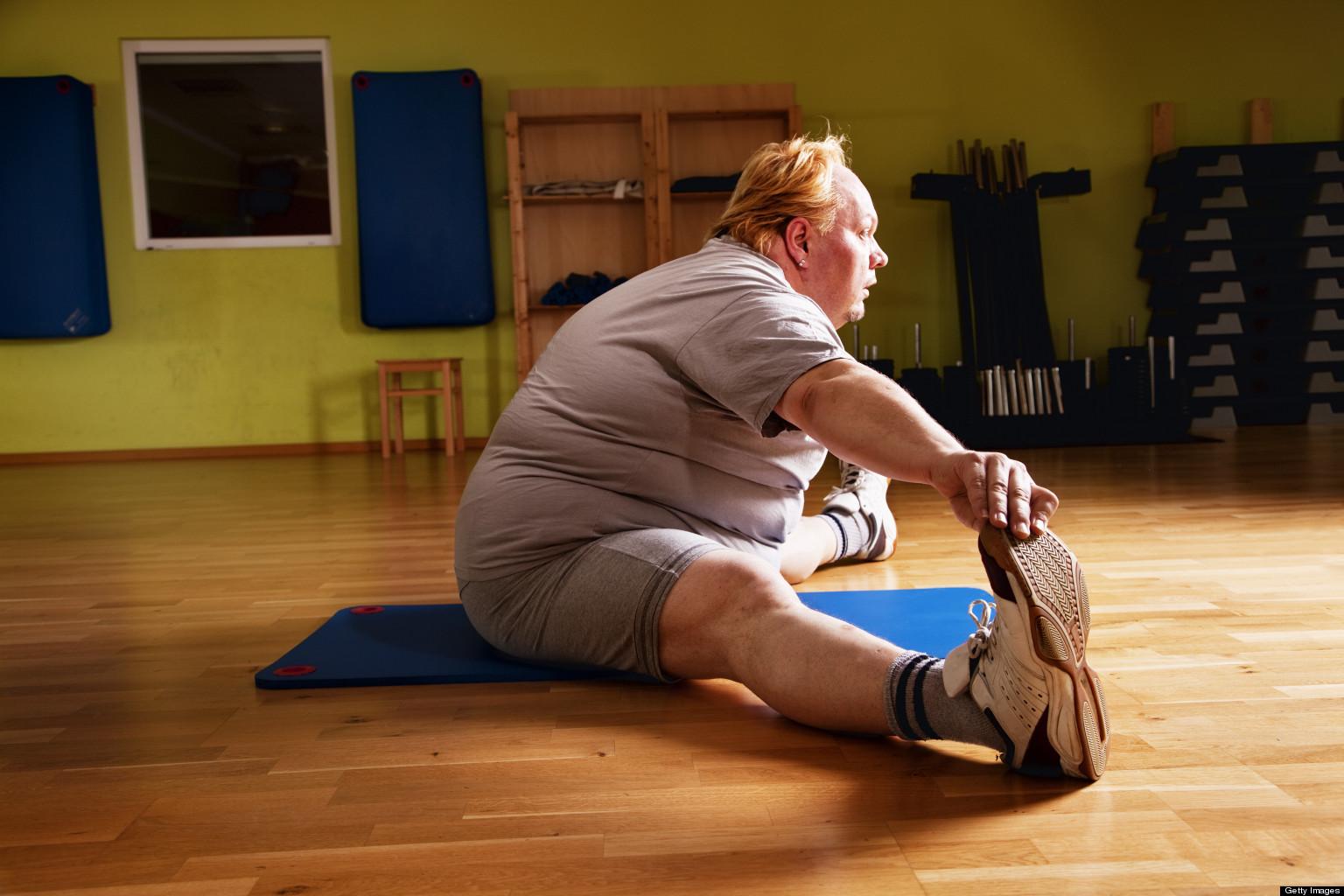 Yoga Myth Busters: 'I'm Not Flexible'   HuffPost