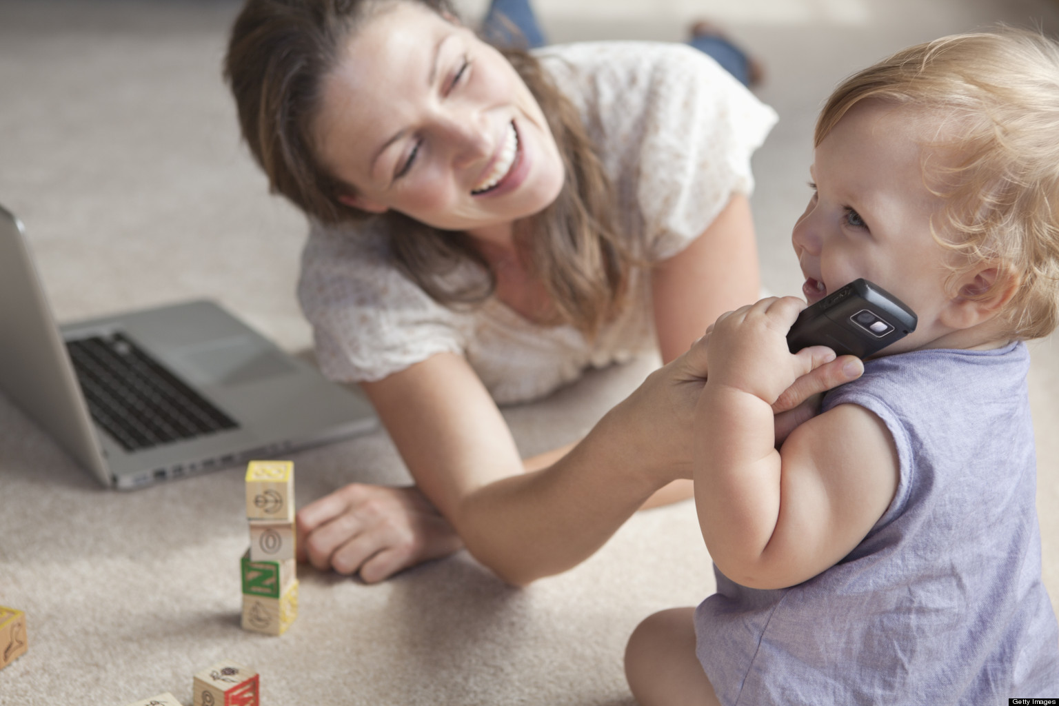 why go back to work after the baby | huffpost