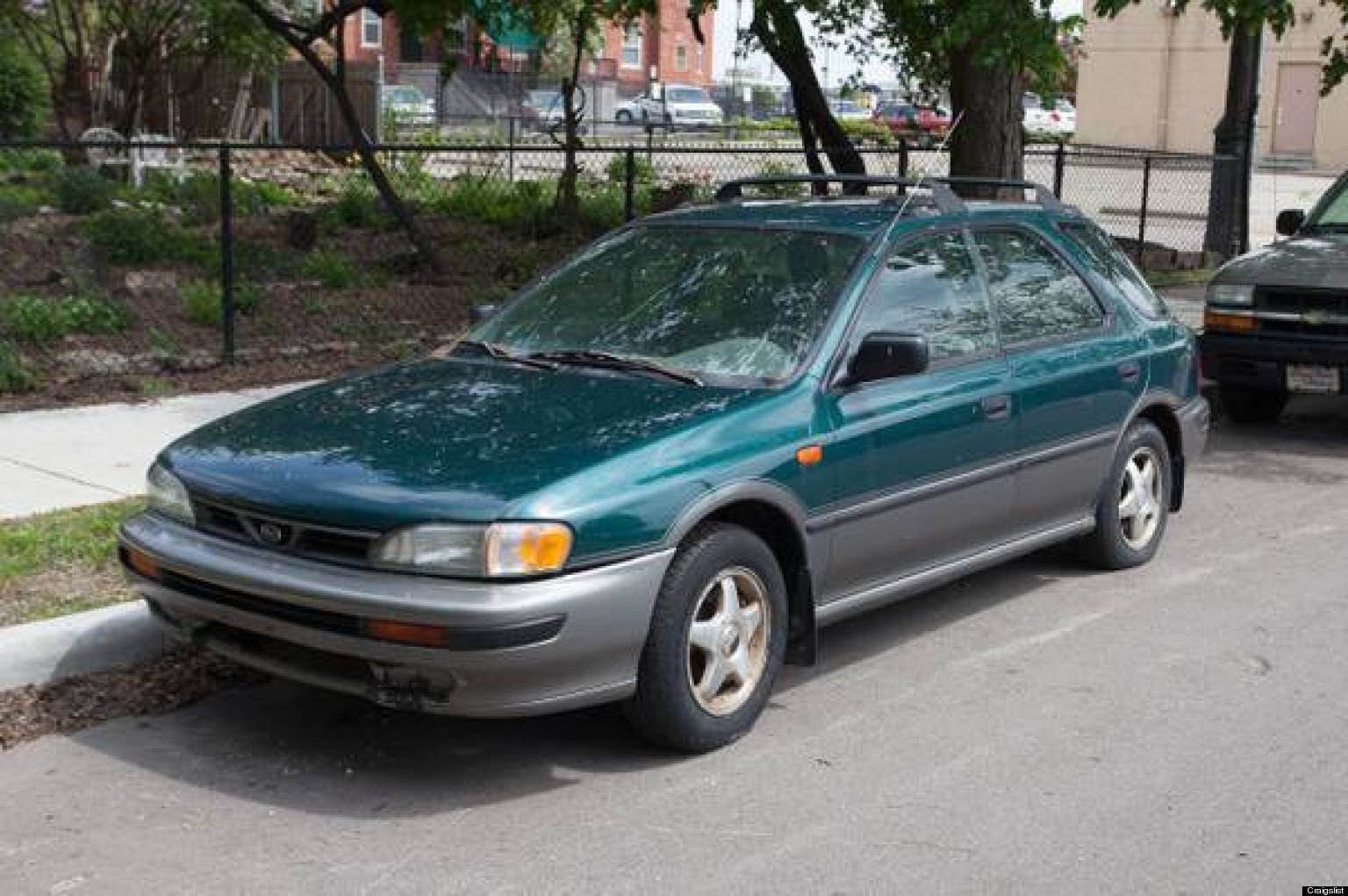 Subaru Craigslist Ad Is Brutally Hilariously Honest About