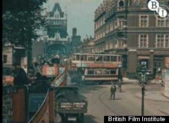 london in 1927
