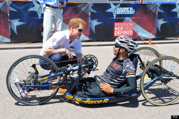 prince harry in america
