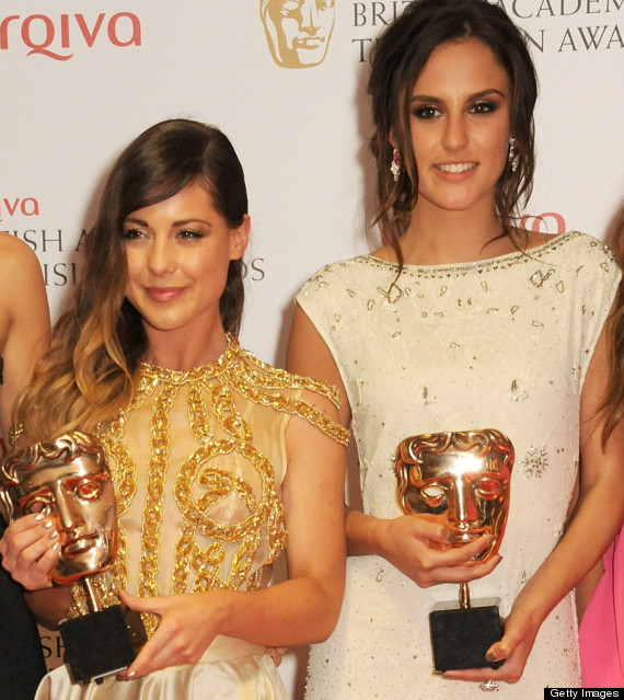 lucy watson louise thompson made in chelsea bafta