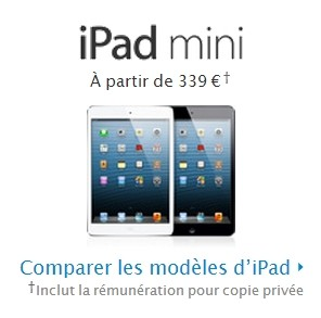 copie privee apple