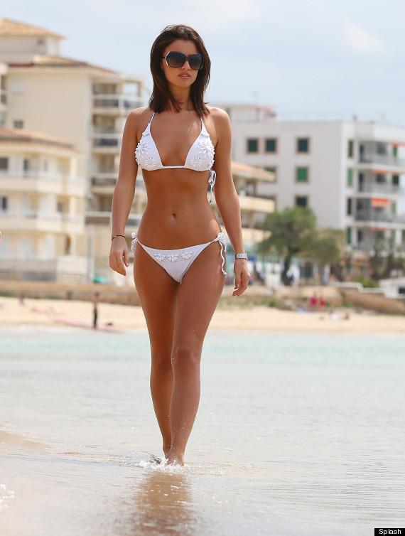 Spanish girls in bikini