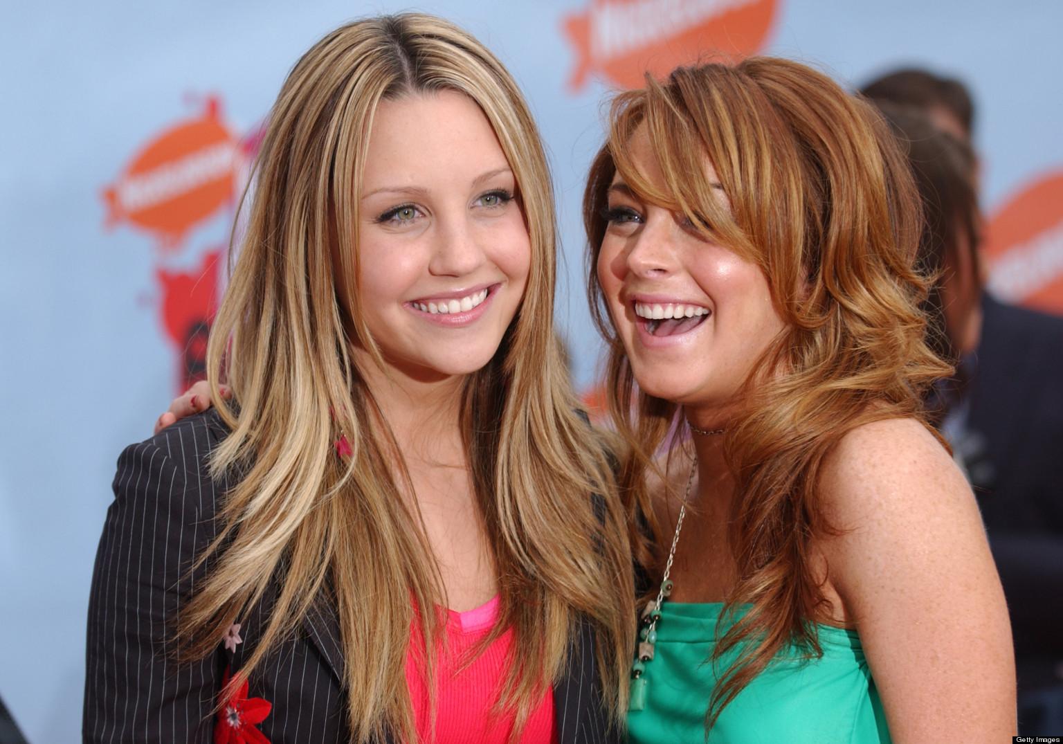 Amanda Bynes Lindsay Lohan Alexis Bledel And The Olsen Twins Covered Vanity Fair In July 2003