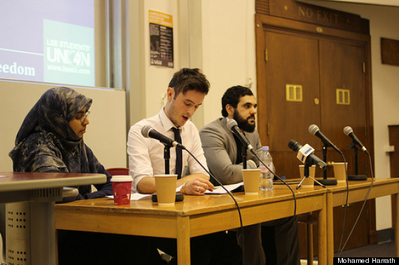 Muslim Students' Anger At Student Rights' Extremism On Campus Claims