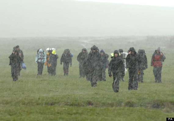 ten tors rescue
