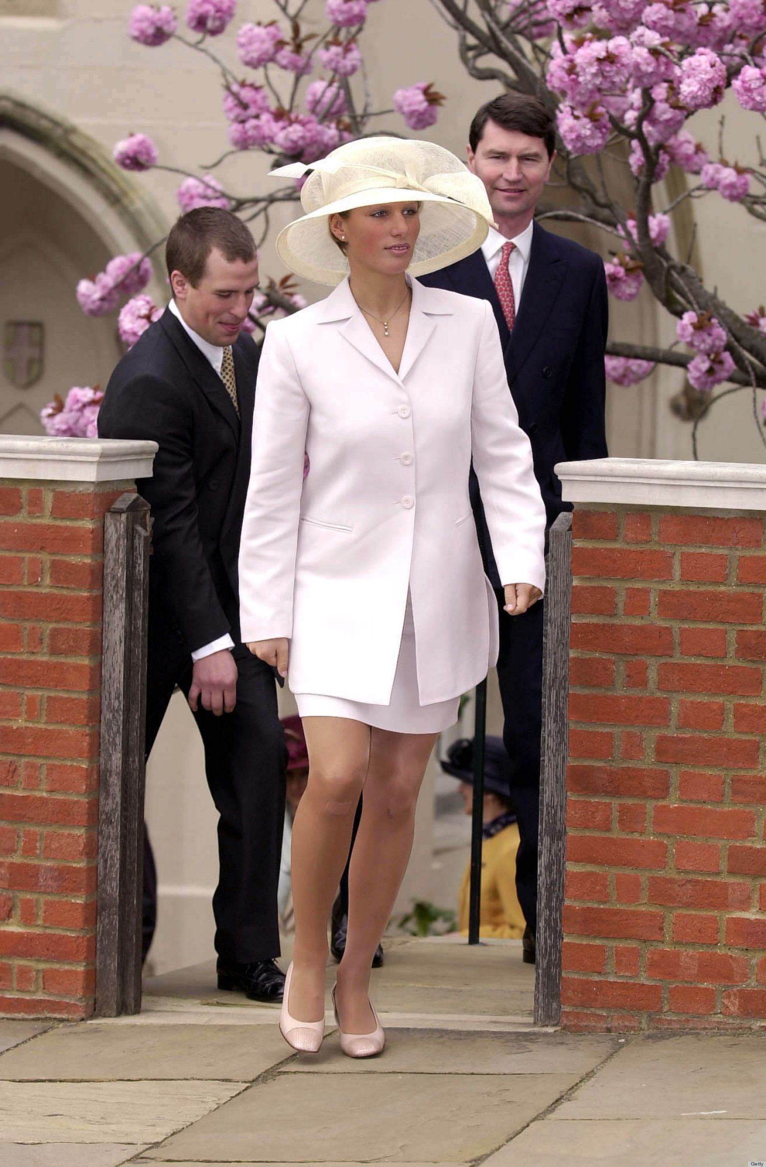 Zara Phillips 39 Style Hasn 39 T Strayed Far From Her Tomboy