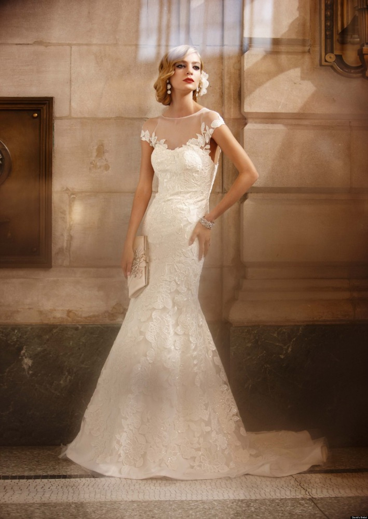 David\'s Bridal Wedding Dresses: HuffPost Weddings Editors\' Picks ...