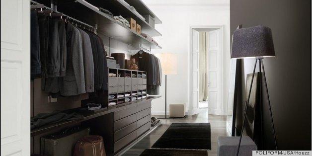 Man Space: A Guy Likes A Nice Closet, Too