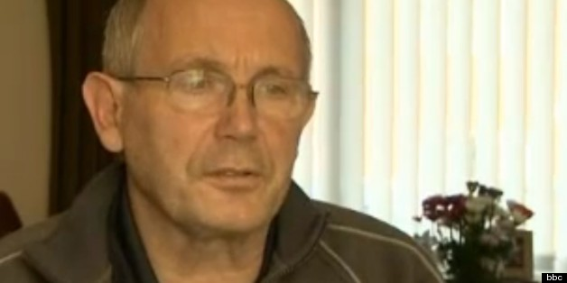 Ukip county councillor Eric Kitson