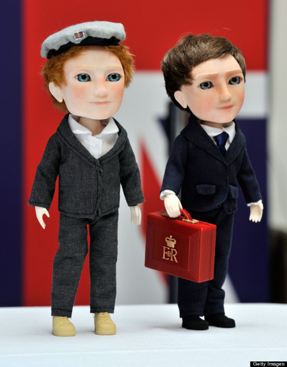 harry cameron dolls