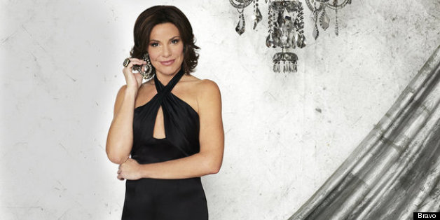 "LuAnn on her ""Real Housewives of New York"" future."
