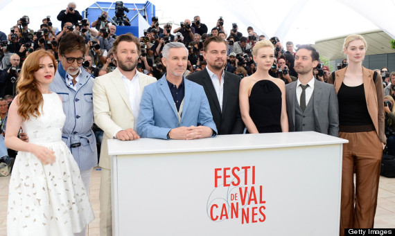the great gatsby cannes
