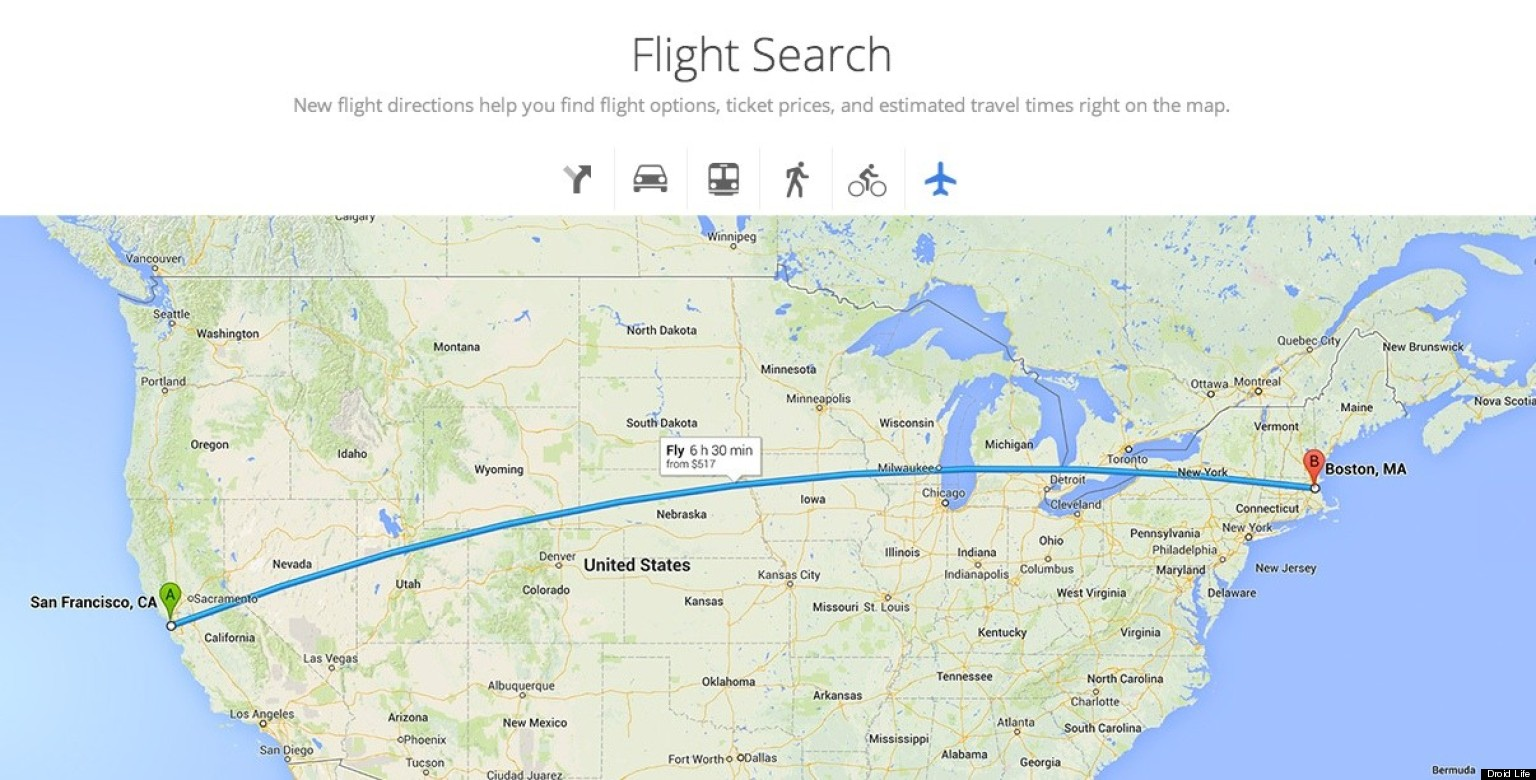 new google maps could have better travel options adapt to your needs overtime report  huffpost. new google maps could have better travel options adapt to your