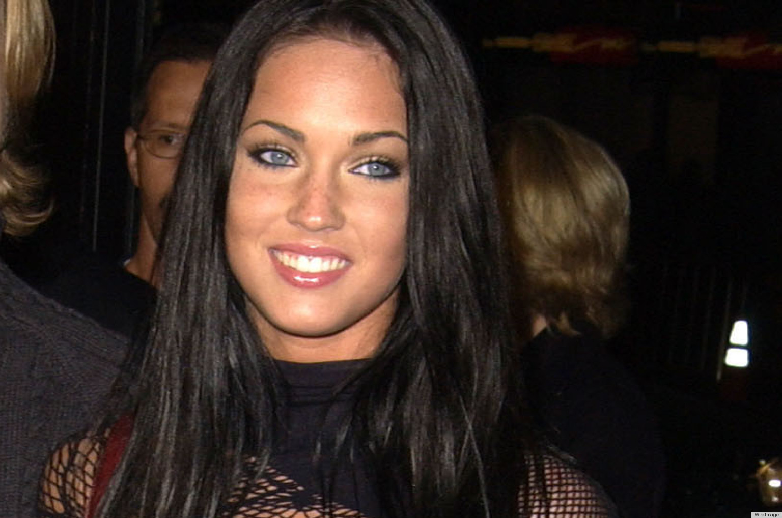 Megan Fox Dressed Up Like A Sexy Schoolgirl Photo  Huffpost-1359