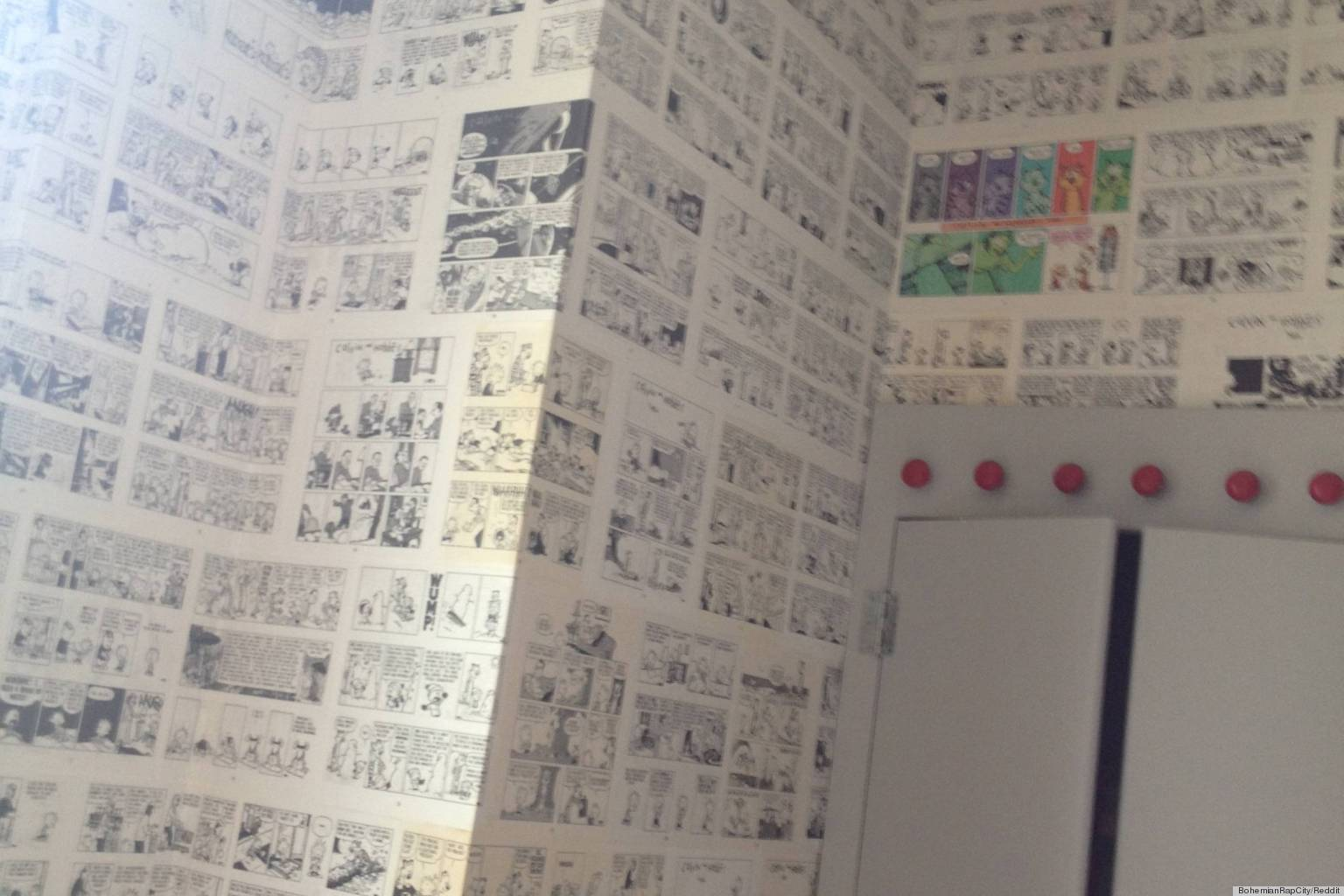 Calvin And Hobbes Comic Strip Wallpaper Makes Us Want To Be A Kid Again PHOTO