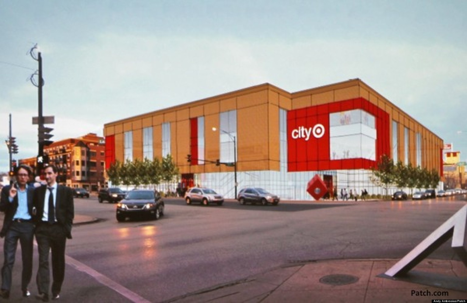 Target Plans New Construction Shows First Designs PHOTOS