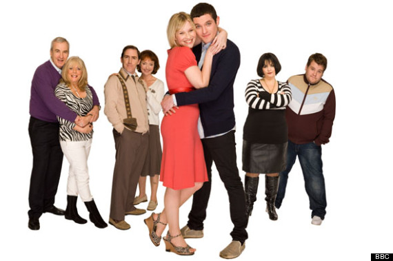 gavin and stacey us remake