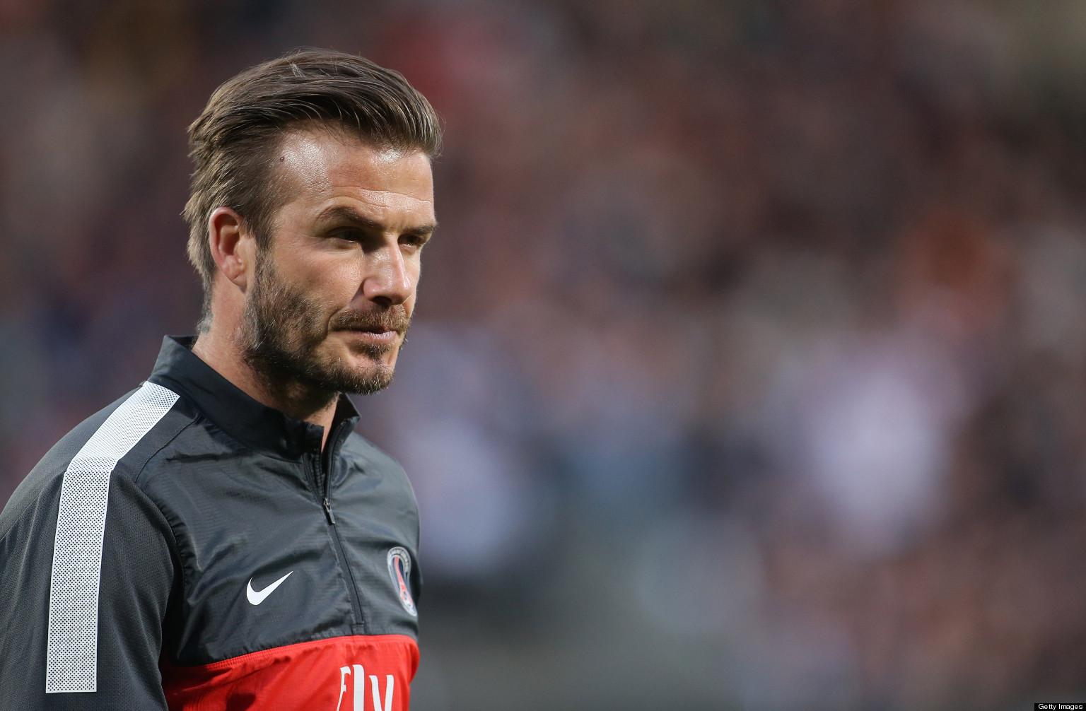 David Beckham Vermögen