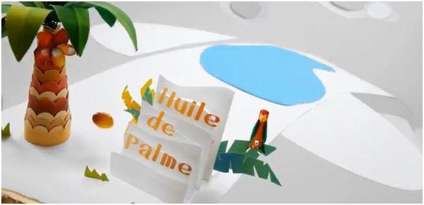 huile de palme nutella