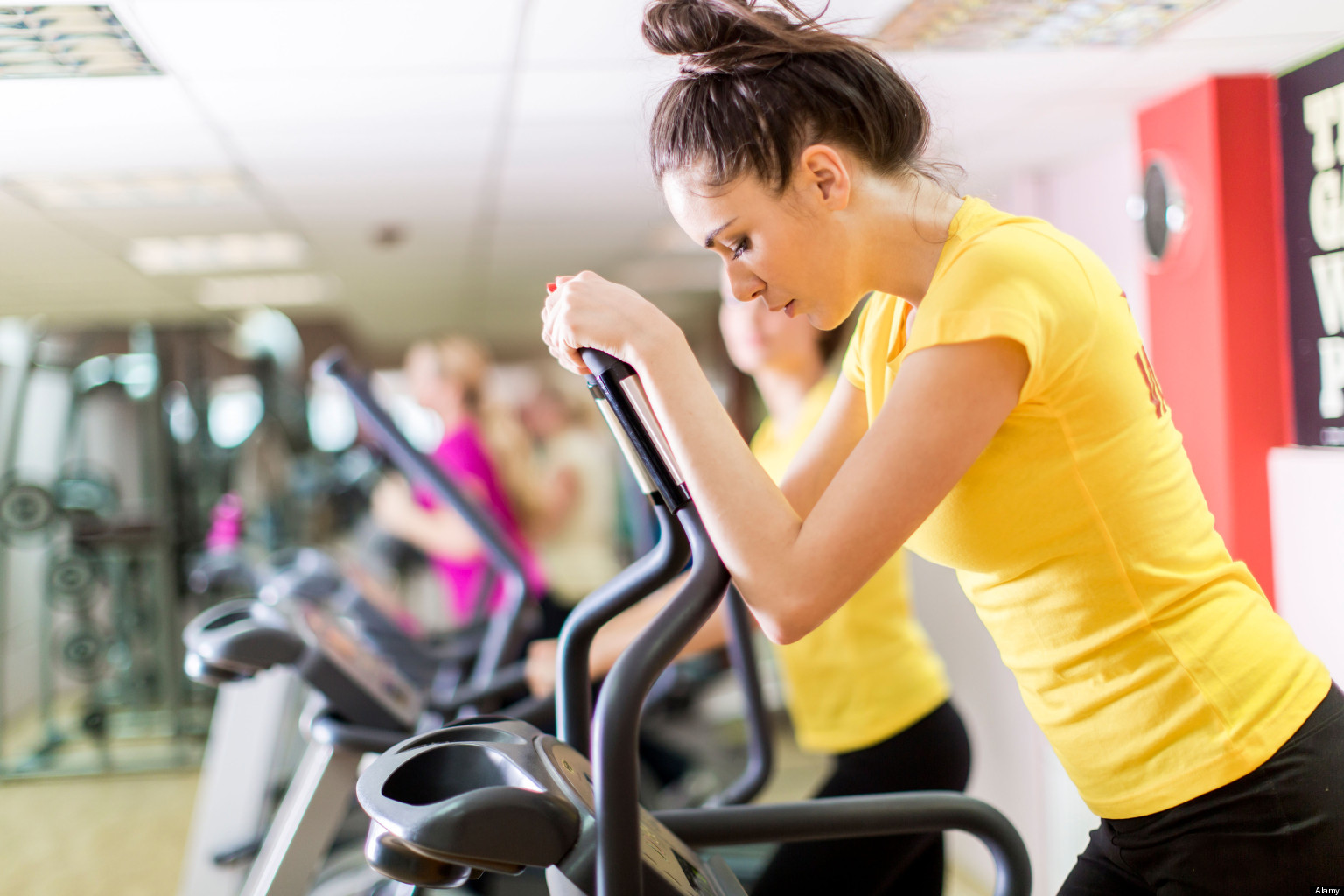 We debunk the most common gym beauty myths recommend