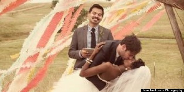 20 Insanely Cute Wedding Photos to Cheer You Up HuffPost
