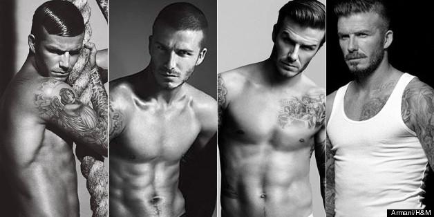 Nackig Like Beckham 39 Sexy Bilder Zum Geburtstag Des
