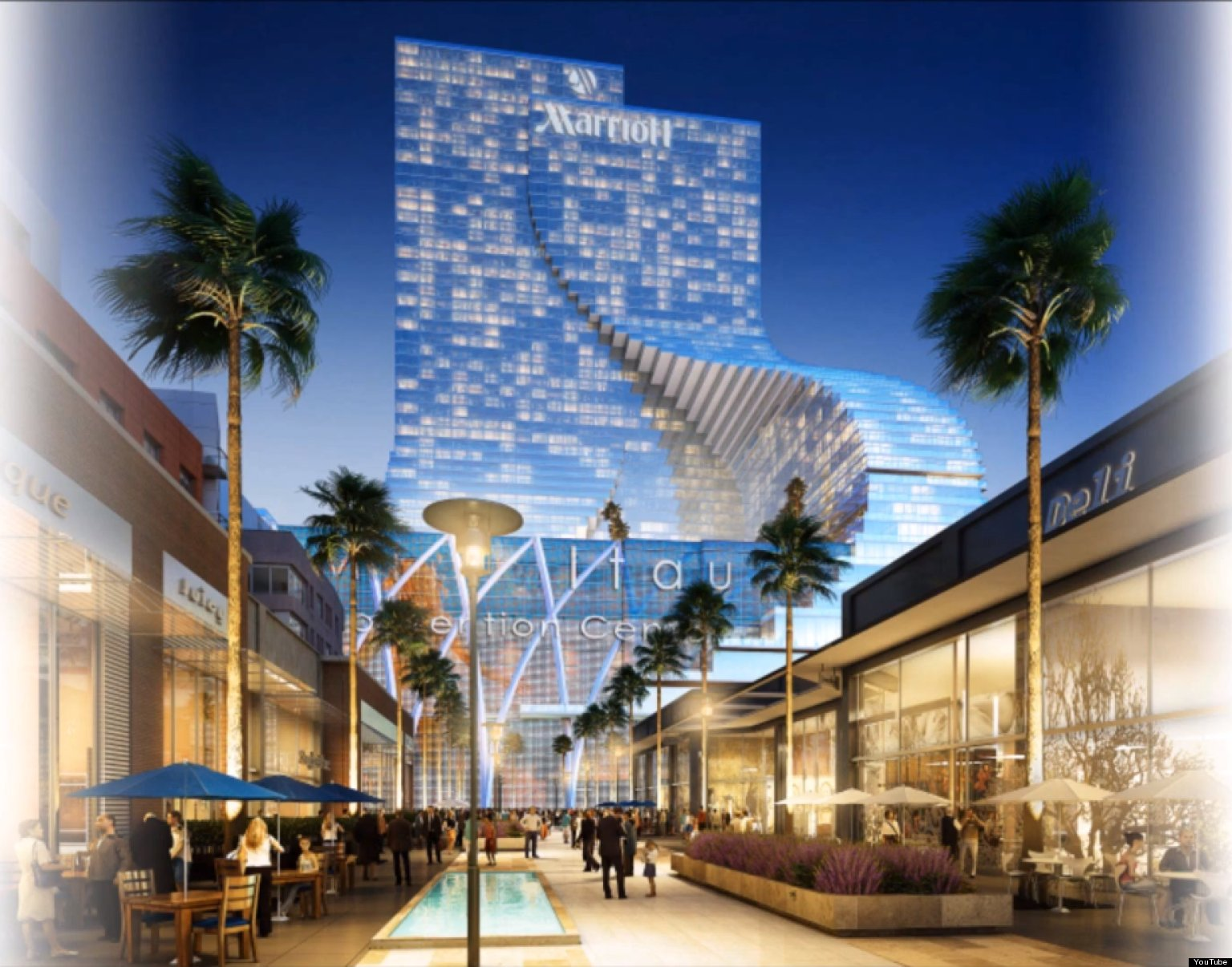 Convention Center Hotel Planned For Downtown Miami World