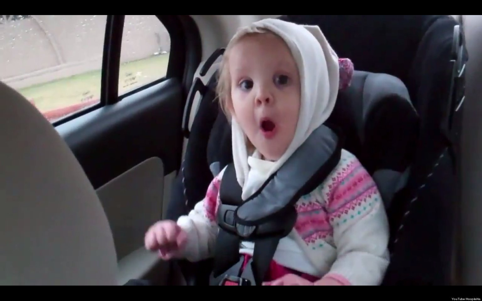 Kids Singing And Dancing In The Car Are Completely Cute (VIDEO ...