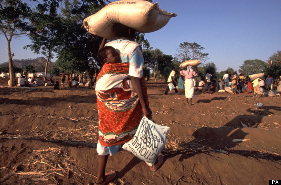 world hunger tax avoidence